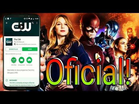 Como Baixar O App Oficial Da The CW!