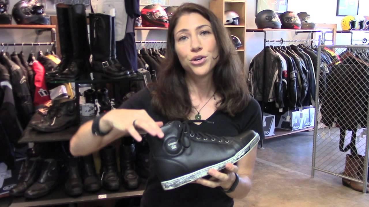 0b688b6f2b TCX X-Street Waterproof Riding Shoes at Yellow Devil - YouTube