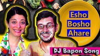 Esho Bosho Ahare - DJ Bapon   RoofTop Rannaghar   Food & Culture  An Indo French Collaboration
