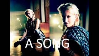 Sarah Connor Leave with a song