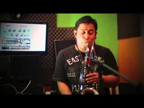 Keabadian -  Reza A (Saxophone Cover)