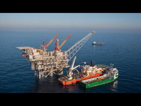 Israel Siphoning Natural Gas from Gaza Says Dutch Report (1/2)