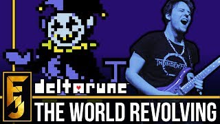 Deltarune World Revolving METAL Feat. ToxicxEternity FamilyJules.mp3