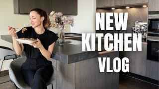 New Kitchen Vlog - Ann-Kathrin Götze