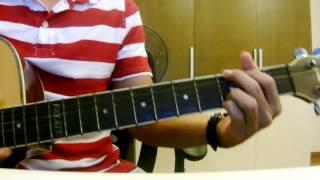 Mashup mấy bài kute của 3 chú bộ đội - guitar cover - Kee Tam Hoàng