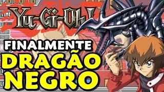 Yu-Gi-Oh! GX Duel Academy - Dragão Negro de Olhos Vermelhos