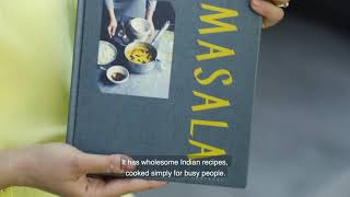About my new cookbook Masala: Indian Cooking for Modern Living