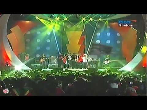 REDWINE COOLLER @Komunitas Reggae Indonesia_TVRI