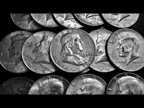 Valentine's Day Silver Jackpot! Coin Roll Treasure Hunting! Epic Bag Score!