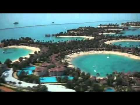 Dubai- The World Island HD - YouTube