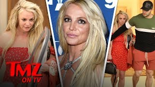 Britney Spears Gets Easter Day Pass From Mental Health Facility | TMZ TV