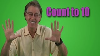 Count to 10 | Counting to 10 | Count to 10 With Our Friends | Brain Breaks | Jack Hartmann