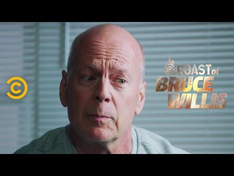Roast of Bruce Willis  I See Old People