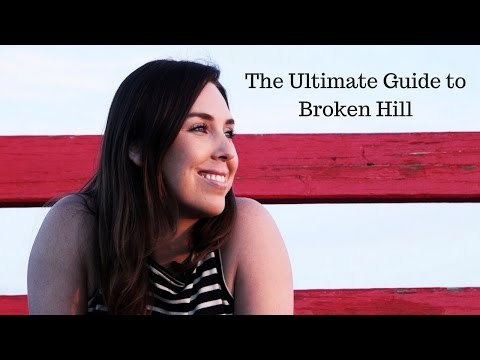 The Ultimate Guide to Broken Hill, NSW Australia