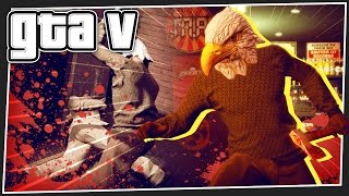 EAGLE WITH AN AXE | GTA 5 Online