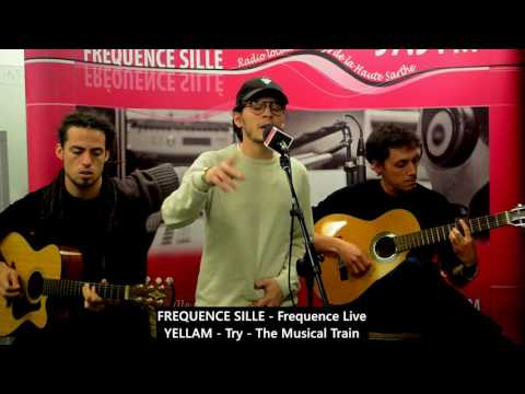 Fréquence Live - YELLAM - Try (Live session)