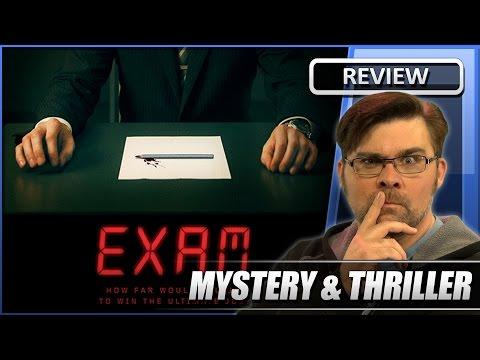 Exam - Movie Review (2009)