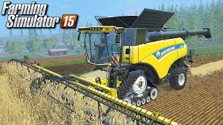 Żniwa - Farming Simulator 15 | (#4)