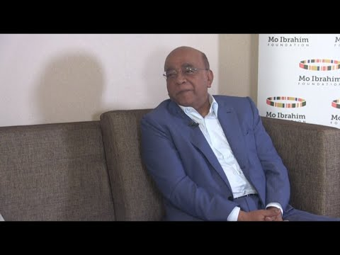 Billionaire donor Mo Ibrahim on Rwanda and good governance in Africa