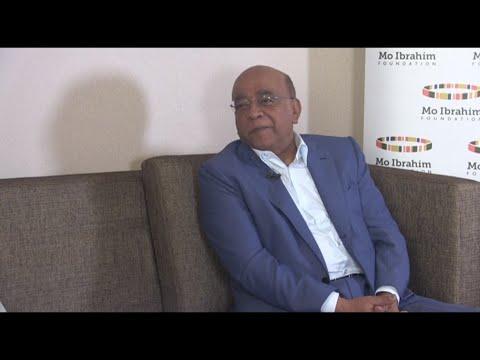 Billionaire donor Mo Ibrahim on Rwanda and good governance in Africa