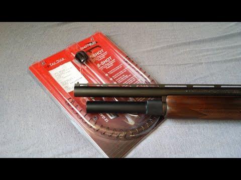 Montage rallonge pour 870 Remington 2 coups
