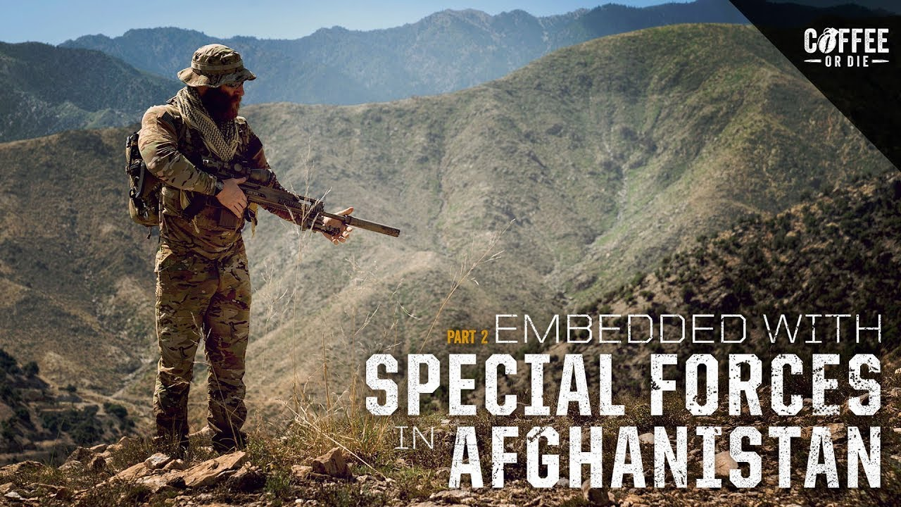 The Valley Boys: How a Lone Special Forces Team is Fighting