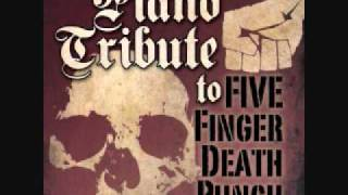 Under and Over It - Five Finger Death Punch Piano Tribute