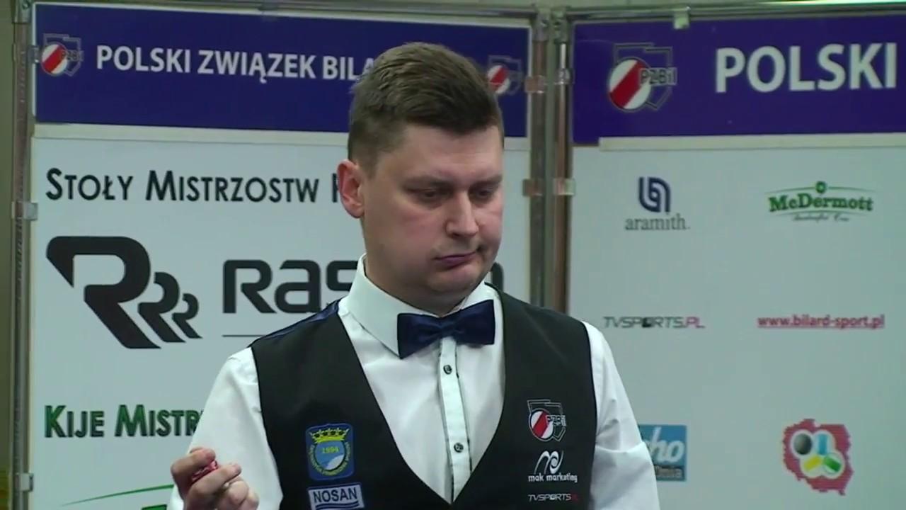 Mistrzostwa Polski w Bilard Kobiet i Mężczyzn – Kielce 2017