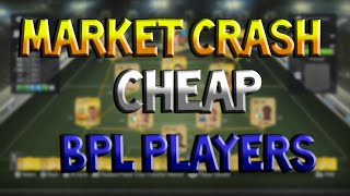 Fifa 15 - Market Crash Safety Net - BPL Cheap Beasts! Thumbnail