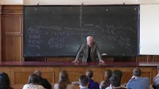 Тихонов Н. А.  - Основы математического моделирования - Типы математических  моделей  (Лекция 1)