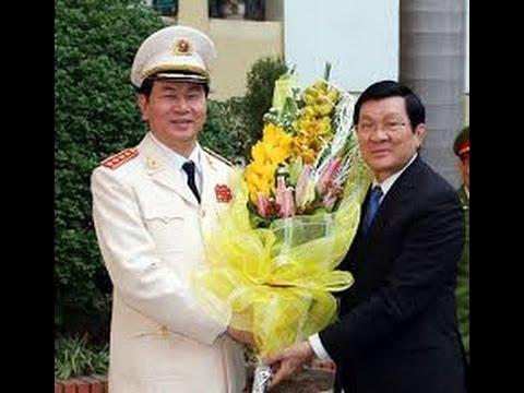 Trương Tấn Sang phong 300 cấp tướng để giữ Nước hay chỉ giữ Đảng và đàn áp nhân dân ?