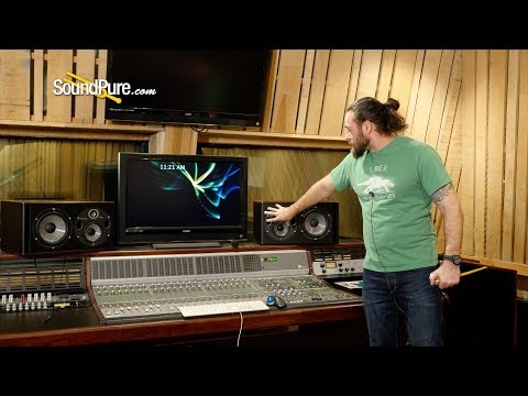 Studio Monitor Orientation - Sound Pure Gear Tip