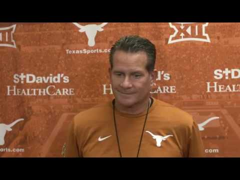 The Bottom Line - Todd Orlando And Tim Beck Address The Media Ahead Of Texas vs. TCU