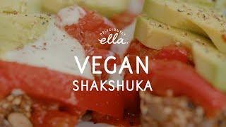 Vegan Shakshuka Two Ways: Brunch & Pasta | Deliciously Ella