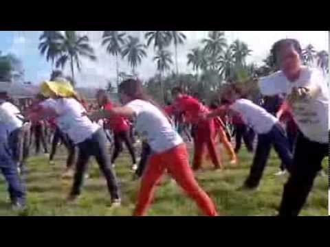 Zumba-Brigada sa mga Eskwelahan, Tabang Ta para sa Kabisay-an