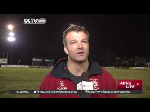 Kenya edge out Hong Kong 24 - 18 in Rugby