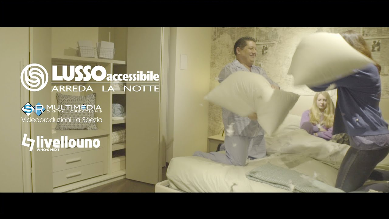 lusso accessibile commercial by srmultimedia youtube