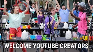 Welcome YouTube Creators thumbnail