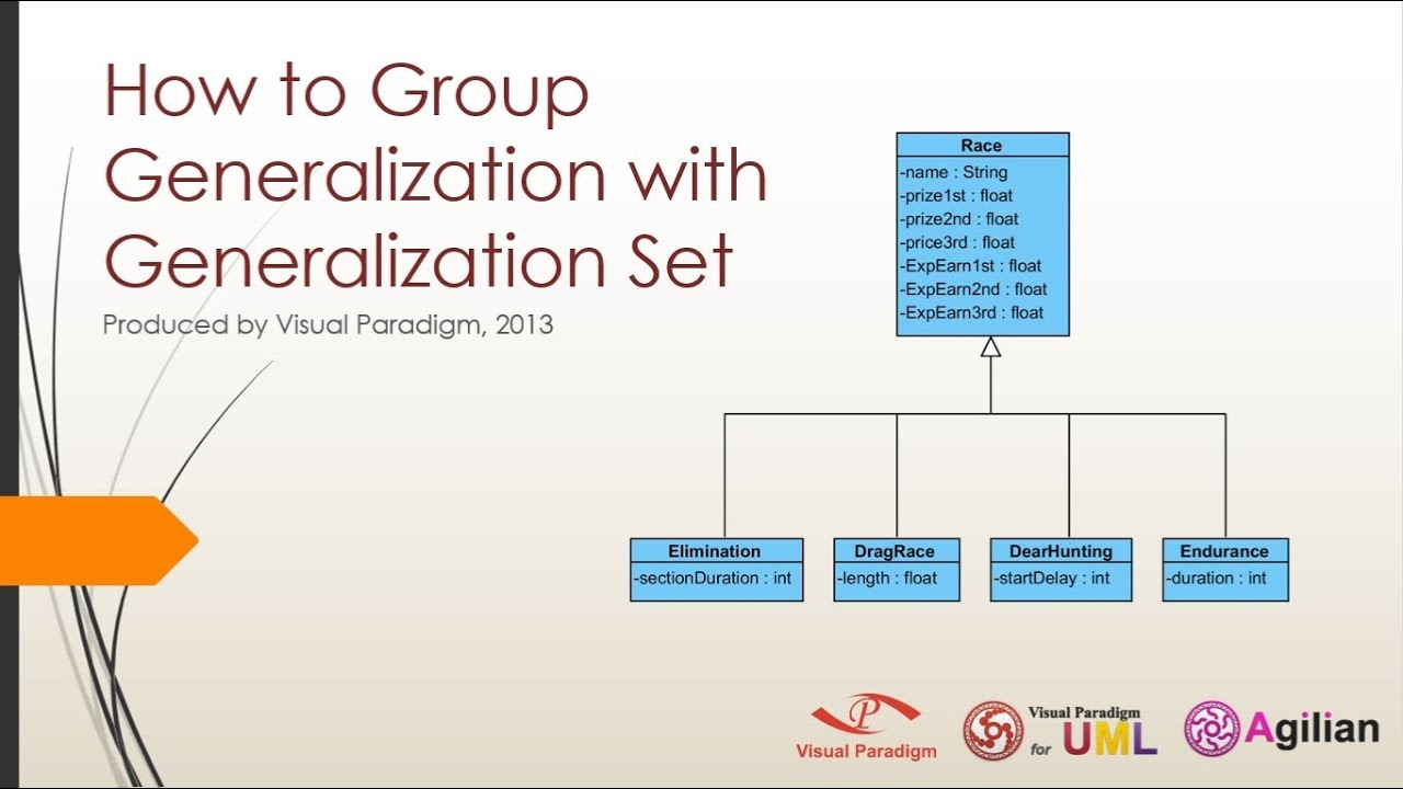 How to Group Generalization with Generalization Set