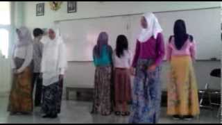 Indonesia Pusaka Acapella (SMP An-Nisaa