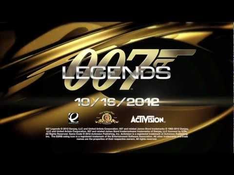 007 LEGENDS Moonraker Mission Trailer
