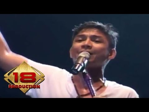 UNGU - Hampa Hatiku (Live Konser Medan 08 Mei 2010)