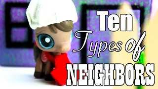 LPS - 10 Types of Neighbors