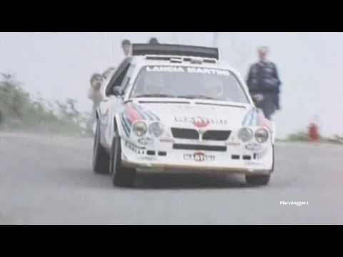 1986 World Rally Championship Remastered - Group B