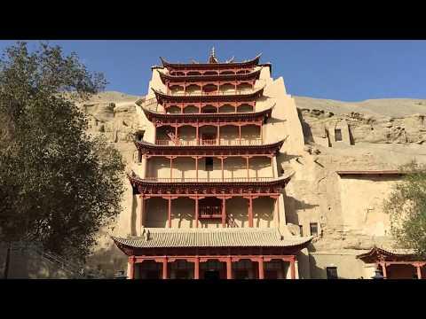 敦煌 Dunhuang 莫高窟壁画 Mogao Caves 中國
