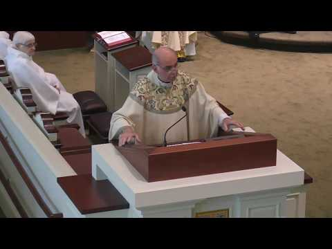 Memorial Mass of Dr  William P  Walsh 9 9 2017