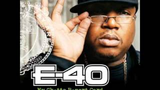 E-40:GO HARD OR GO HOME