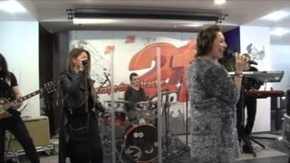 Shift feat Andra - Avioane de hartie (LIVE @ RADIO 21)