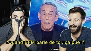 OUR WORST EXPERIENCES IN TV! (TF1,BFM,ARDISSON...
