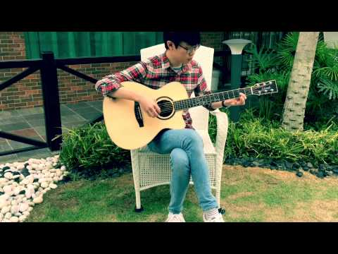 (Big Bang) Love Song-Guitar fingerstyle cover